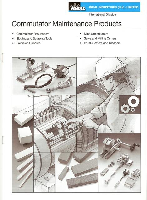 Ideal motor maintenance catalogue